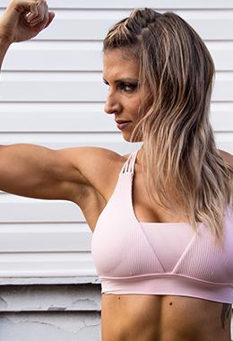 Sex mit Muskelmädels